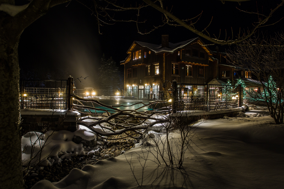 Whiteface Lodge Nightscapes