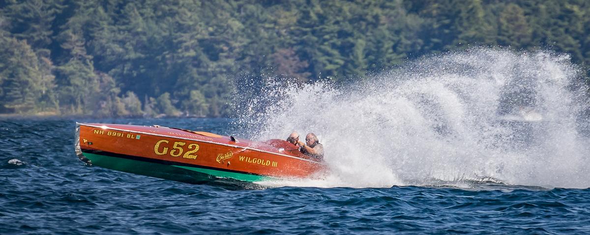 Vintage Raceboats